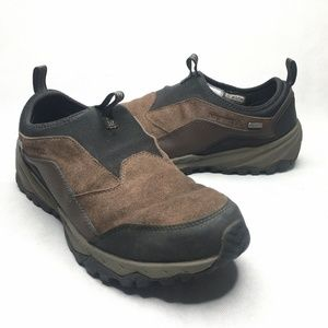 Merrell Select Ice Pull On Suede Brown Insulated